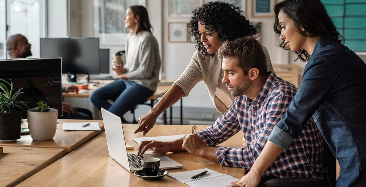 Successful digital marketers combine talents to achieve marketing goals